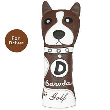 New Cartoon Animal Golf Driver Headcover Cover Head Covers For 1 wood Club 460cc