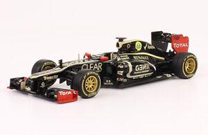 Lotus E20 2012 Kimi Raikkonen Rare Formula 1 F1 Diecast Car 1:43 + Magazine