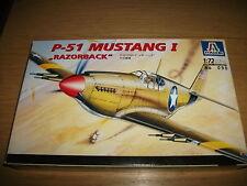 Italeri - P- 51 Mustang I Razorback - Kit 1:72