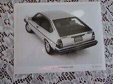 8x10 factory advertising photo 1982 volkswagen Quantum Coupe VW 3751-82