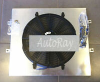 Radiator Shrould & fan for TOYOTA Hilux LN85 LN60 LN61 LN65 2.4L TR Diesel 84-91