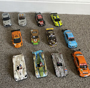 Scalextric, SCX & Hornby Job Lot Of Slot Cars