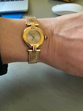 Cartier Must de Cartier 18K yellow gold vermeil with box