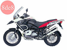 BMW R1200 GS Adventure (2007) - Manual de taller en DVD