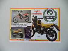 advertising Pubblicità 1986 MOTO PUCH 125 ENDY/350 HWE SAFARI/80 PUCH ONE