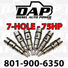 + 75HP Performance Injectors for Dodge RAM Cummins 24v 75 HP 1998-2002 Diesel