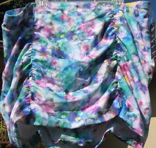 Torrid Watercolor Swim Skirt 4X