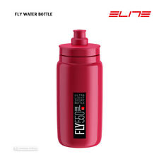 Elite FLY Lightweight Water Bottle BPA Free 550ml : AMARANTH/BLACK