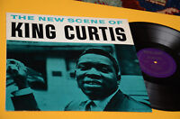 KING CURTIS LP NEW SCENE OF TOP JAZZ USA NM !