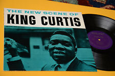 KING CURTIS LP NEW SCENE OF TOP JAZZ USA NM !