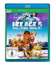 Ice Age 5 - Kollision voraus - 3D u. 2D - Blu Ray
