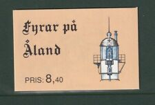 Aland Mint Stamps in a Booklet Sc#67a CV$30