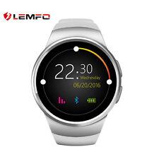Lemfo KW18 Bluetooth Wireless SIM Wrist phone Reloj Inteligente Para IOS Android