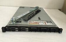 Dell PowerEdge R620  Server 2 x E5-2650L, 48GB,2 X146GB HDD, H310,IDRAC7, 10BAYS