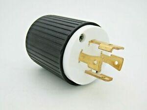 Plug L14 30 30A 125/250V 30Amps Twist Lock Plug to Generator