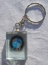 BMW Glas Schlüsselanhänger Keyring NEU (A8.1)