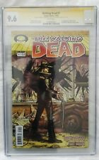 The Walking Dead #1 Signed by Kirkman and Adlard CGC 9.6 -- Free Shipping