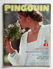 Pingouin Knitting Book: No.21,1962 Fashions From Paris..Etc. 23 Styles & Designs