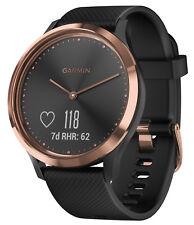 Garmin Vivomove HR SPORT damen-smartwatch S/M Rosé / NERO 010-01850-06