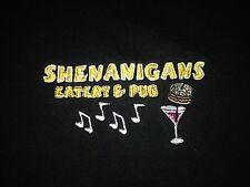 Shenanigans Eatery & Pub Super Troopers Humor T Shirt (XL)