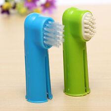 Hundezahnbürste Finger Zahnbürste Zahn Pflege Für Tier Haustier Hund Katze Pop