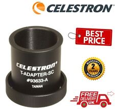 Celestron T Adapter For Schmidt Cassegrains Scopes 93633A (UK Stock)