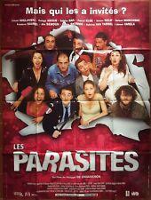 Affiche LES PARASITES Philippe de Chauveron LIONEL ABELANSKI 120x160cm *