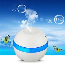 Atomiser les ultrasons Aroma purificateur brume LED diffuseur humidificateur