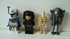 LEGO STAR WARS / Luminara Unduli, Captain Rex with Helmet Antenna, 7869