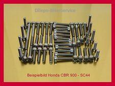 HONDA CBR 900 / CBR 1000  Schrauben Edelstahl Motorschrauben Schraubensatz