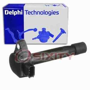Delphi Ignition Coil for 2004-2007 Saturn Vue 3.5L V6 Wire Boot Spark Plug  dt