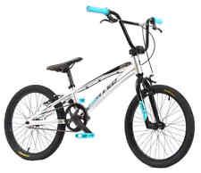 KHE BMX Bicyclette United Pumptrack Cavalier Argent 20 Pouce Aluminium Seulement
