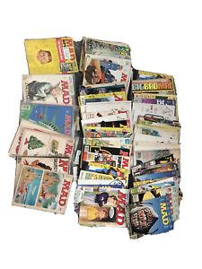 1970's-2000 Mad Magazines/Comic Books