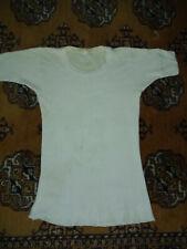 Vintage Long Underwear Short Sleeve Shirt