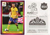 "RARE !! Sticker ZLATAN IBRAHIMOVIC ""UEFA EURO 2012"" Panini"