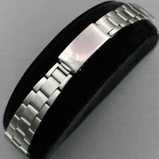 Original Rolex 7835 19mm Oyster Bracelet 257 Ends Stainless Steel Band