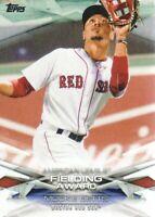 2018 Topps Baseball MLB Awards #MLBA-28 Mookie Betts Boston Red Sox