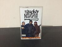 NAUGHTY BY NATURE – 19 NAUGHTY 3 III - Music Cassette Tape - Hip Hop Rap Gansta