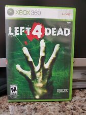 Left 4 Dead Xbox 360 *tested and Works Great*