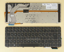 NEW FOR HP ENVY 14-1000 14-2000 Keyboard White Backlit Canadian Clavier