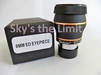 "1.25"" 8mm BST Explorer Dual ED eyepiece Branded ""Starguider"""