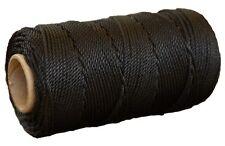 Mariner 100% Nylon Twine Size 18 1Lb. Tarred Mt-18 (Crappie Pole Rod Trotline)