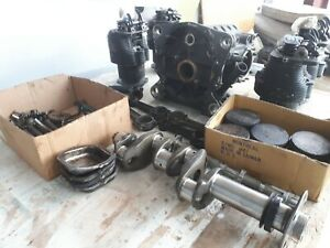 0-235C1  Crank and camshaft