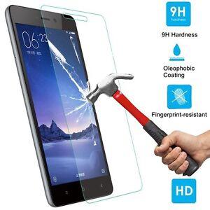 Premium Tempered Glass Protective Film Screen Protector For Xiaomi & Redmi
