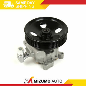 Power Steering Pump Fit 00-06 Mercedes-Benz S430 S500 S55 AMG 21-5326