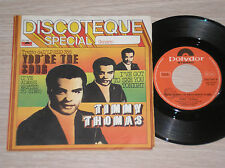 """TIMMY THOMAS - YOU'RE THE SONG (I ALWAYS WANTED TO SING) - 45 GIRI 7"""" ITALY"""