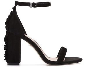 ❤️❤️❤️ New Black Reverie Mimco Heels SANDALS SHOES Flats 40 Or 9 $249