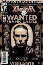 Punisher #8, Marvel Knights, NM 9.4, 1st Print, 2002 Flat Rate Ship-Use Cart
