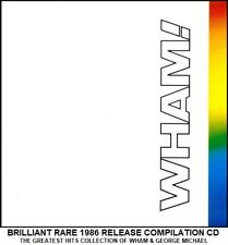 Wham & George Michael - Very Best Ultimate Greatest Hits Collection 80's Pop CD