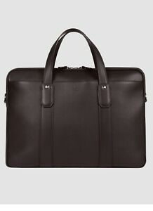 Alfred Dunhill - Hampstead Single Document/Laptop Case BNWT RRP £1050